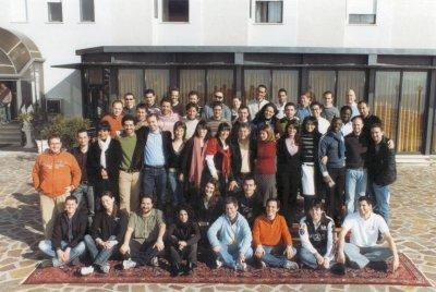 partecipanti al convegno EBBF di Acuto 2007