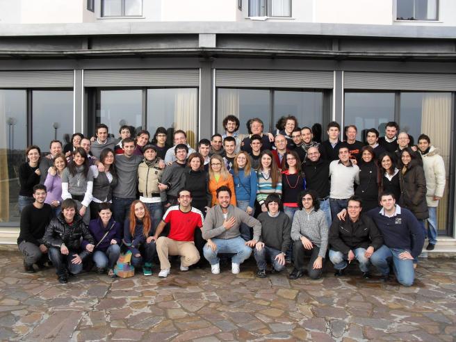 EBBF 2010 Foto di gruppo