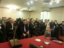 Conferenza bahai a Novara